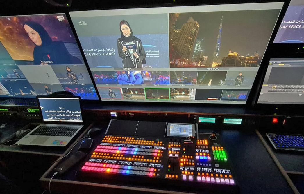 FOR-A为新立方媒体转播车提供切换台等系统设备